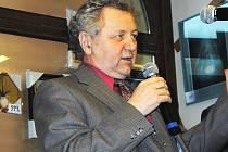 Jediný jihočeský poslanec Evropského parlamentu Jaroslav Zvěřina.