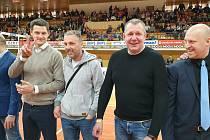 České Budějovice si připomněly zisk titulu před 20 lety.