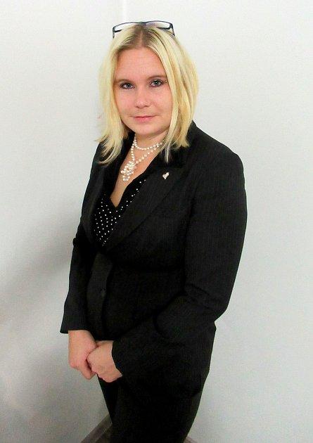 Redaktorka Deníku Lenka Pospíšilová.