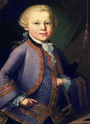 Malý Amadeus vPasově.