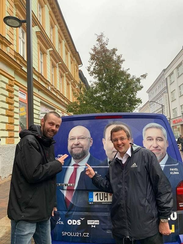 Šimon Heller (KDU-ČSL) se stal poslancem za koalici Spolu, díky preferenčním hlasům ho tak voliči doslova katapultovali do sněmovny.