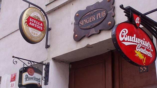 V Singer Pubu se před lety vraždilo.