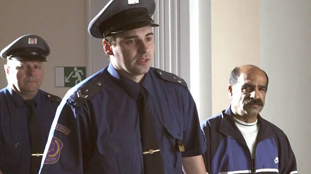 Julius Pohlodko u soudu.