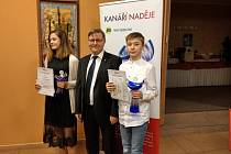 Tenis na jihu Čech. Předseda svazu Miloslav Hlaváček