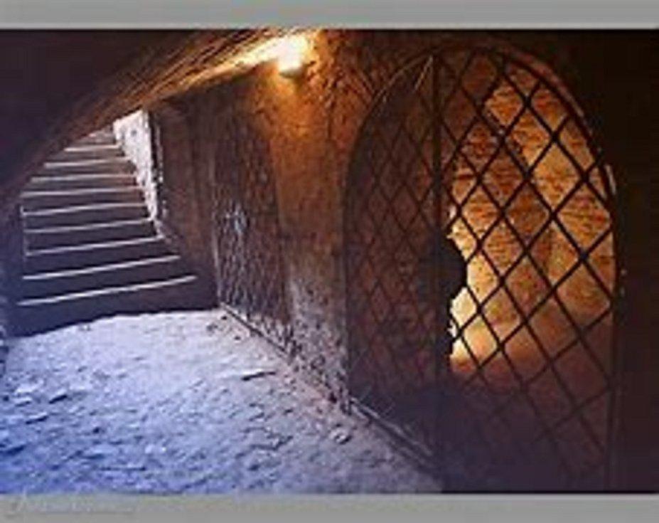 Vltavotýnské podzemí