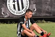 Stoper Novák po prohře Dynama s Opavou, ligový nováček první zápas v lize nezvládl.