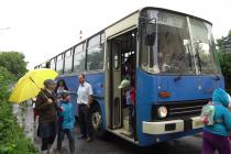Jihočeský miniDen železnice se konal v sobotu 20. června na nádraží v Týně nad Vltavou.