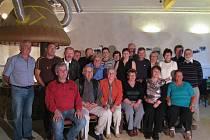 Bývalí i současní jihočeští sáňkaři se setkali v Přídolí.
