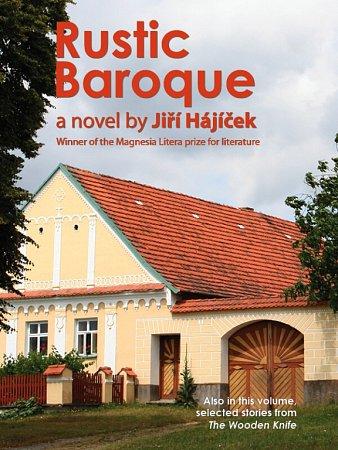 Anglický překlad románu Selský baroko.