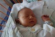 Tereza Veličková, 3,90 kg vážící potomek Lenky Šímové a Tomáše Veličky, se narodila 2. 7. 2016 ve 3.37 h. Doma v Malšicích se na ni těšila tříletá sestřička Klárka.