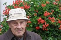 Rudolf Šindelář byl za války vězněn nacisty