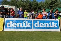 """Fotbalové dopoledne ve Staré Hlíně """"dohrajeme"""" v Deníku ve čtvrtek."""