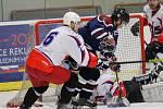 SKH Hluboká přehrál v Hokejovém centru Pouzar domácí David Servis B 9:2 a má titul.