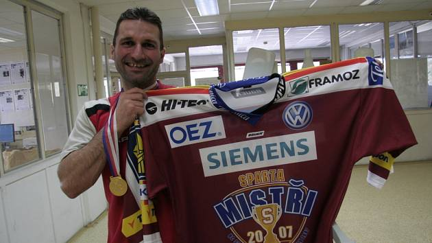Jihočeský patriot Luboš Rob bude v nejbližších měsících hrát za Kometu Brno první ligu.