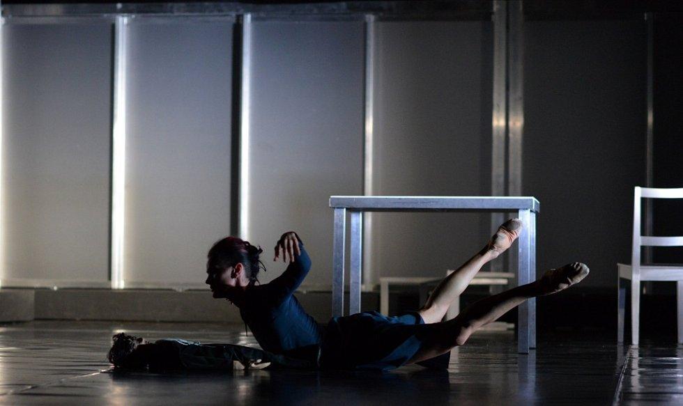 Kauza Kafka, balet Jihočeského divadla a jeho první premiéra v letošní sezoně.