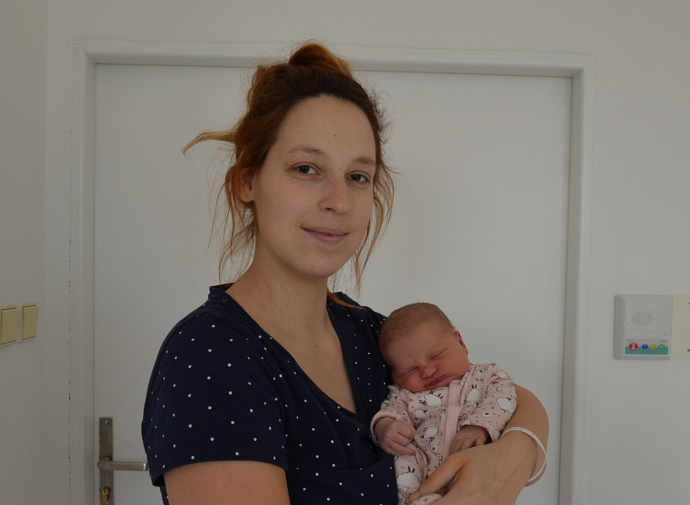 Natálie Vodičková z Písku. Prvorozená dcera Kláry Zítkové a Jana Vodičky se narodila 1. 2. 2021 ve 22.37 hodin. Při narození vážila 4100 g a měřila 52 cm.