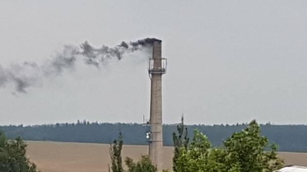 V úterý 13. července krátce po 12. hodině zasáhl požár kotelnu v Trhových Svinech.
