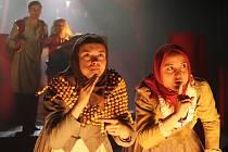 Útěk do Egypta Malého Divadla