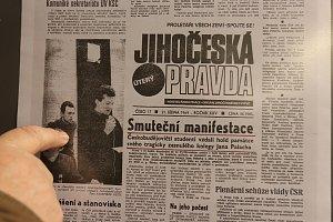 Jan Palach šokoval celý národ