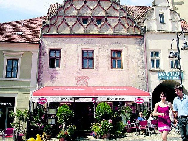 Restaurace Škochův dům