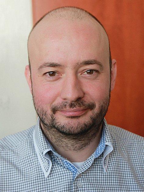 Ing. David Kozel, manažer střediska Aspera Technology.