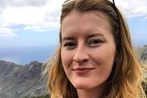 Kateřina Váchová (na snímku) žije v Londýně už sedm let.