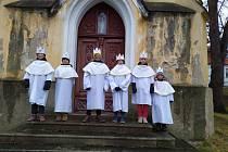 V sobotu se uskutečnila již tradiční Tříkrálová sbírka v Mladém v Českých Budějovicích.