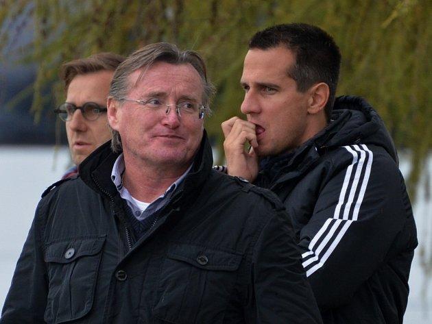 Zápasu strakonické farmy Dynama s Kolínem (1:4) přihlíželo i kompletní vedení Dynama v čele s Karlem Poborským. A po zápase byl trenér Pavel Malura odvolán.