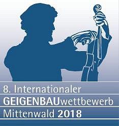 Logo soutěže houslařů.
