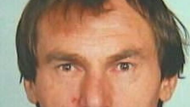 Pohřešovaný Stanislav Trnka