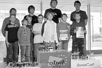 Členové robotického klubu sbírají úspěchy.