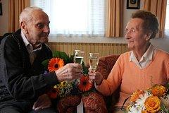 Vydrželi spolu 75 let!