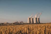 Temelínská elektrárna nedávno obhájila certifikát pro druhý blok.