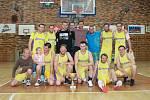 Nejlepší tým okresního přeboru: Legends ČB.