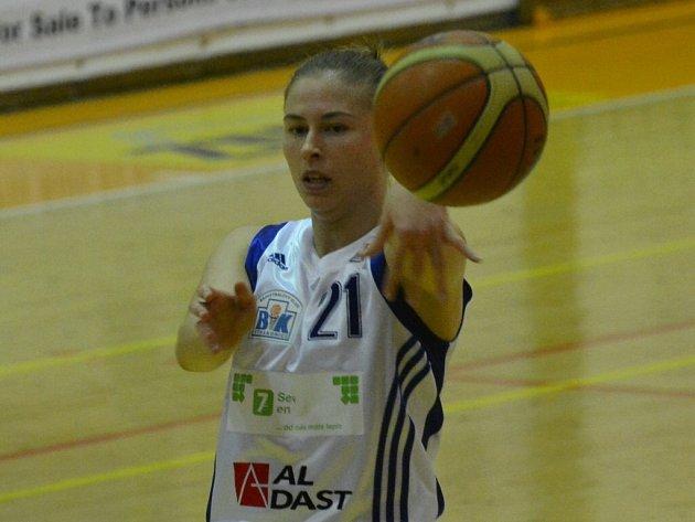 ROZEHRÁVAČKA. Irena Vrančičová dva týdny nuceně odpočívala.