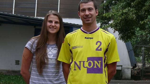 Lucie Preslová a Ondřej Václavek