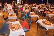 Šachový svátek v Českých Budějovicích.