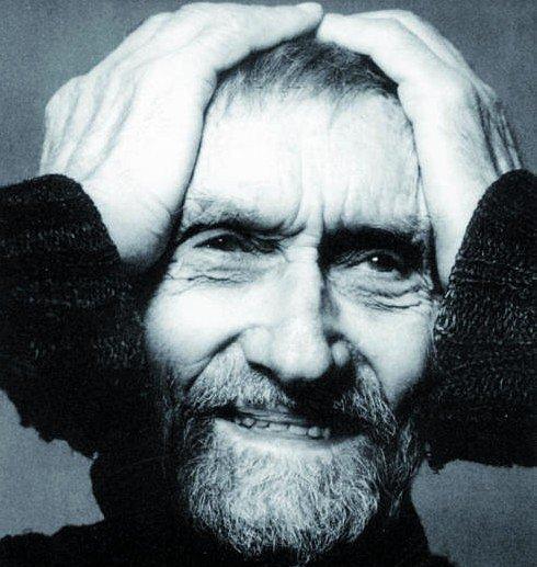 Jihočeský výtvarník František Peterka.