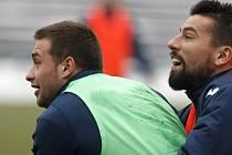 Baník proti Dynamu určitě půjde i s navrátilcem Milanem Barošem.