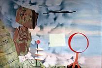 Bolestný Kristus Jana Zrzavého, Protinožci Jindřicha Štýrského, Sedící dívka od Emila Filly nebo Mořské sasanky od Toyen. Taková díla nyní vystavuje AJG.