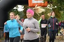 V Čihovicích běžci podpořili Domov sv. Anežky. Foto: Archiv organizátora