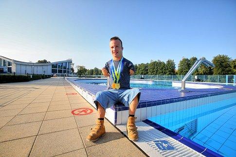 plavec Arnošt Petráček