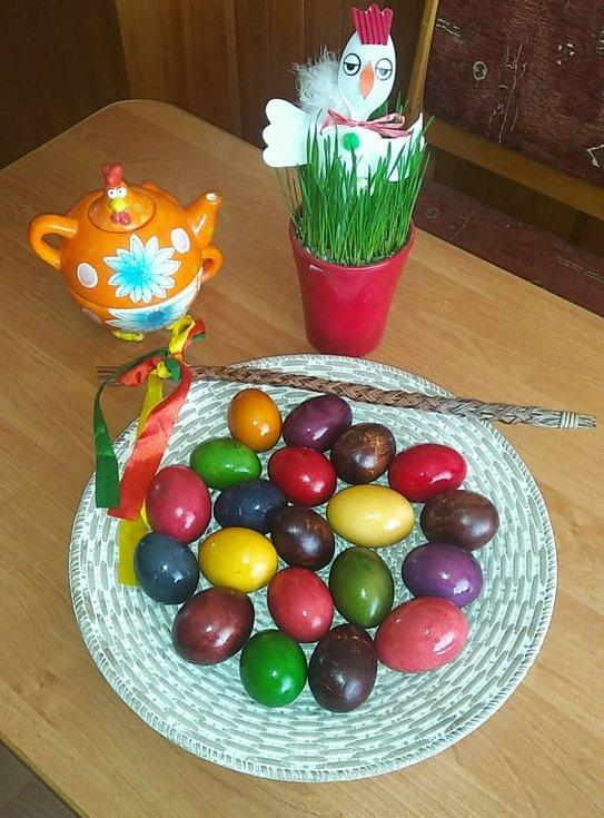 Velikonoční pondělí 5. dubna 2021 v jižních Čechách. Foto: Hana Pavlišová