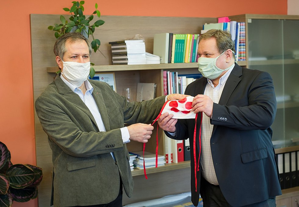 Funkce se 1. dubna ujal nově zvolený rektor Jihočeské univerzity – profesor Bohumil Jiroušek.