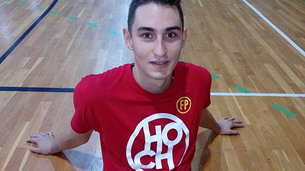 Nahrávač Filip Palgut