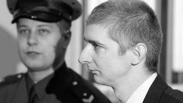 Martin Šíma je obžalován z vraždy Radka Langmanna.