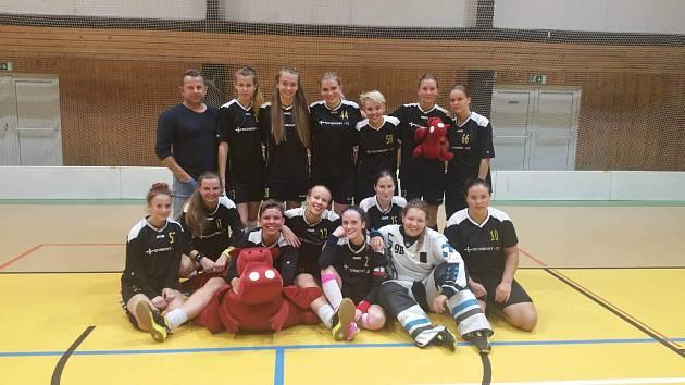 Týn nad Vltavou hraje letos v první lize výborně, dařilo se mu i v ČP.