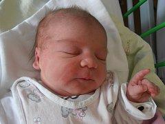 V Českých Budějovicích bude po boku tříleté sestřičky Terezky prožívat dětství Michaela Procházková. 3,90 kg vážící holčička se narodila ve 4 hodiny 21 minut ve středu 18.6.2014. Šťastnými rodiči jsou Jana a Pavel.