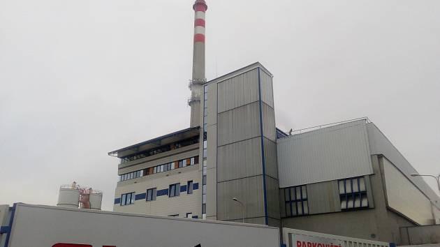 Českobudějovickou teplárnu čekají velké změny. Prospějí životnímu prostředí.