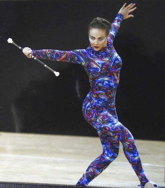 Trojnásobná mistryně Evropy v solu Veronika Kadlecová byla také 3x druhá – 2x se stejným počtem bodů s vítězkou.